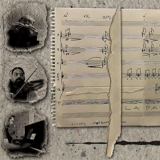 Lionel Marchetti - 'La Patience'